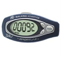 Sportline 340 Electronic Walking Pedometer